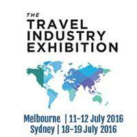 logo Travel Industry Exhibition & Conference - Melbourne