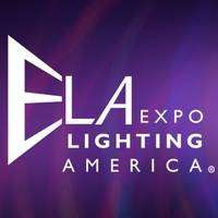 logo Expo Lighting Amerca ELA