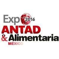 logo Expo Antad & Alimentaria Mexico