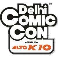 logo Delhi Comic Con