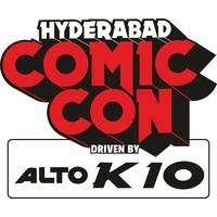 logo Hyderabad Comic Con