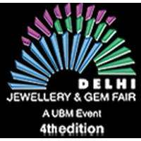 logo DJGF - Delhi Jewellery and Gem Fair