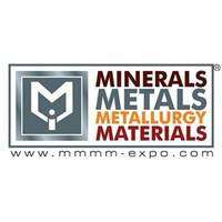 logo MMMM - Minerals, Metals, Metallurgy & Materials