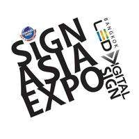 logo Sign Asia Expo- LED / Digital
