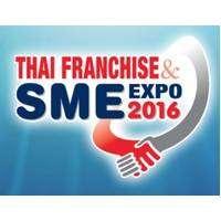 logo Thai Franchise & SME Expo