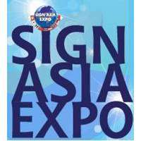 logo Sign Asia Expo