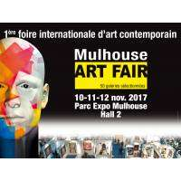 logo Mulhouse Art Fair, foire internationale d'art contemporain