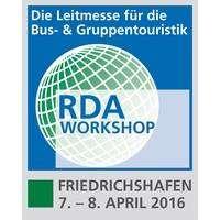 logo RDA Group Travel Expo