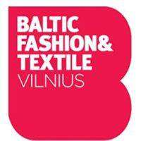 logo Baltic Fashion&Textile Vilnius