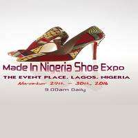 logo Made in Nigeria Shoe Expo (MINSE)