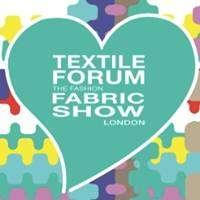 logo Textile Forum – The Fashion Fabric show