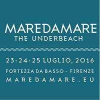 logo MAREDAMARE - The Underbeach