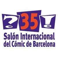 logo Saló Internacional del Cómic de Barcelona