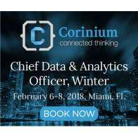 logo Chief Data and Analytics Officer, Winter, Miami 2018