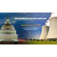 logo Nuclear Power Full Life-cycle Global Summit 2018 - Washington DC