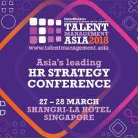 logo Talent Management Asia in Singapore - March 2018