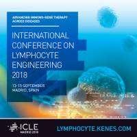 logo ICLE 2018: International Conference on Lymphocyte Engineering 2018