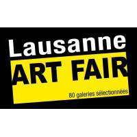 logo Lausanne Art Fair 2018