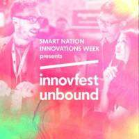 logo innovfest unbound 2018: Tech Innovation Conference on 5 and 6 June 2018