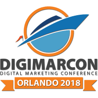 logo DigiMarCon Orlando 2018 - Digital Marketing Conference At Sea