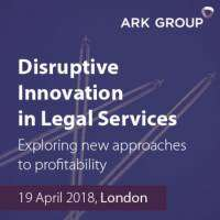 logo Disruptive Innovation in Legal Services