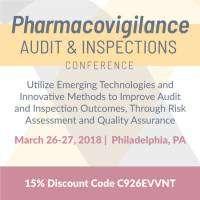 logo Pharmacovigilance Audit & Inspection Conference