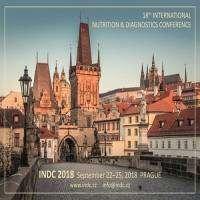 logo 18th International Nutrition And Diagnostics Conference INDC 2018 Prague