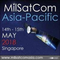 logo MilSatCom Asia-Pacific 2018
