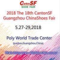 logo 2018 The 18th CantonSF Guangzhou China International Shoes Fair