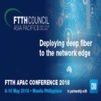 logo FTTH APAC Conference 2018: Deploying deep fiber to the network edge