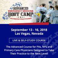 Advanced Emergency Medicine Boot Camp | 2018 Conference, Las