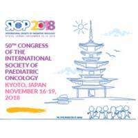logo 50th Congress of the International Society of Paediatric Oncology