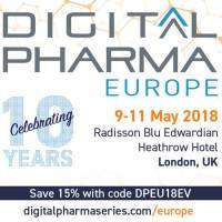 logo 10th Digital Pharma Europe