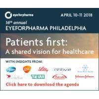logo 16th annual eyeforpharma Philadelphia