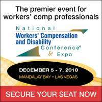 logo National Workers' Compensation and Disability Conference - Las Vegas