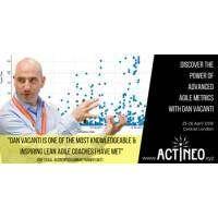 logo Agile Metrics, Forecasting & Predictability Workshop / 25-26 Apr
