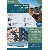 logo Housing Density and Diversity