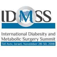 logo International Diabesity and Metabolic Surgery Summit (IDMSS) Tel Aviv, 2018