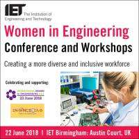logo Women in Engineering: Creating a more diverse and inclusive workforce