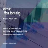 logo Vaccine Manufacturing 2018