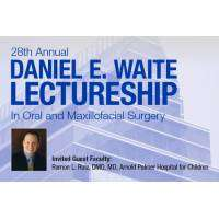 logo Waite Lectureship in Oral and Maxillofacial Surgery