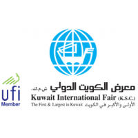 logo Kuwait International Perfumes & Cosmetics Exhibition