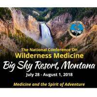 logo The National Conference on Wilderness Medicine Big Sky Resort, Montana