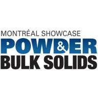 logo Powder & Bulk Solids Montreal