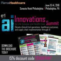 logo AI Innovations for Life Science and Health Care Summit