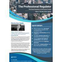 logo The Professional Regulator: Masterclass with Professor Malcolm K. Sparrow