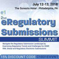 logo 2nd eRegulatory Submissions Summit