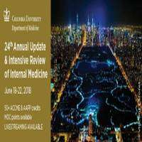 logo 24th Annual Update And Intensive Review of Internal Medicine, New York 2018