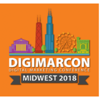 DigiMarCon Midwest 2018 - Digital Marketing Conference cover