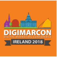 logo DigiMarCon Ireland 2018 - Digital Marketing Conference